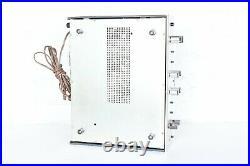 RARE Vintage Pair TX-5 PIONEER SM-803 TUBE AM/FM/SW TUNER AMPLIFIER TX-15