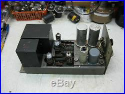RCA BA-23A Vintage Tube Amp