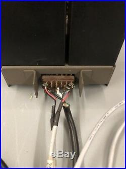 RCA BA-23 Vintage Tube Amp Pair