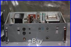 Rare Eag Pair Vintage Tube Pro Amp Amplifiers Siemens Telefunken O85 V69