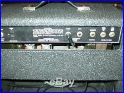 Rare Find. Vintage Peavey Encore 65 Tube guitar amp