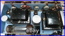 Rare Vintage 1950's Pye Mozart HF/10M EL34 Valve Tube Mono Amplifier