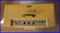 Rare Vintage 1959/1960 USA Gibson Invader Tweed Tube Guitar Amp Amplifier L@@k