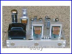 Rare Vintage Cousin Maggie El84 Stereo Tube Amp Amplifier (large/clean/shiny)