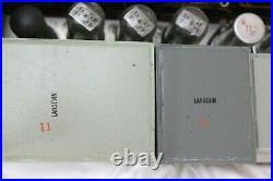 Rare Vintage Federal AM-103B/U Tube Audio Amplifier Langevin Transformers