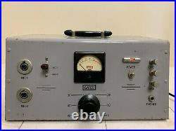 Rare Vintage Gates Tube M-3689 Remote Control Amplifier in Working Condition