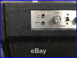 Rare Vintage Guild Thunder T-1 Twin Tube Guitar Combo Amp 2x10