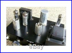 Rare Vintage Knight El84 Tube Amp Amplifier (very Clean And Cute Look!)