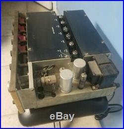 Rare Vintage McIntosh C20 Stereo Tube PreAmp PreAmplifier Pre Amp Amplifier