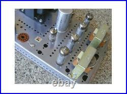 Rare Vintage Packard-bell El84 Stereo Tube Amp Amplifier (nice-looking & Clean!)