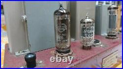 Rare Vintage Rogers Junior Monoblock EL84 Valve Tube Power Amplifier