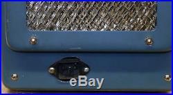 Rare Vintage Tektronix Engineering Power Supply Tube Amp Build Design Amplifier