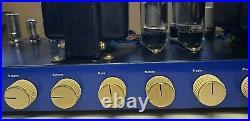 Rare Vintage UNIVOX U-1061 Bass Guitar Amplifier Tube Head Amp 100w RMS
