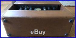 Restored 1954 Gibson Ga20 Vintage Tube Amp 1st Version Jensen Speaker