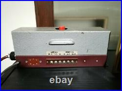 Rogers Cadet 2 Preamp & Power Amp Very Rare Vintage Audiophile