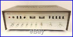 Sansui AU-70 Vintage Tube Amplifier 1 Owner SUPER CLEAN ALL ORIGIONAL WOW