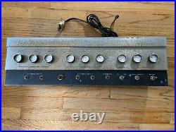 Sear's Silvertone 1484 Vintage'Twin Twelve' Tube Amp Head