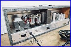 Sears Silvertone 1485 Amplifier Vintage Tube Guitar Amp Head (church owned)