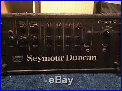 Seymour Duncan Vintage 100 Watt Tube Amp Head
