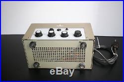Siemens 6 S Ela 2427 c /Röhren-Tischverstärker/ vintage KLANGFILM tube amplifier