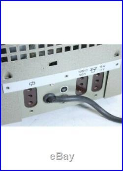 Siemens Vintage Tube Amp 6 S Ela 2427c 10W Amplifiers Matched Pair