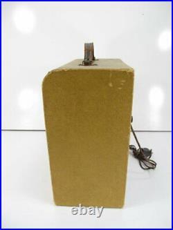 Silvertone 1330 Vintage 1950s Guitar Combo Tube Amplifier Amp USA
