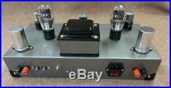 Single-ended vintage 45 tube amplifier Tamura Transformers 120 or 240 V Amp # 2