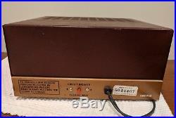 Stromberg- Carlson ASP-422 Stereo Tube Amplifier Amp Vintage