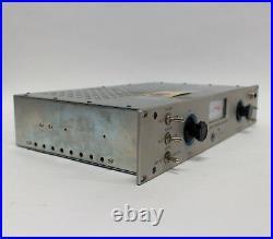Summit Audio TLA-100 Tube Leveling Amplifier & Compressor Rack Unit Vintage