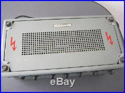TELEFUNKEN ELA V306/1 vintage TUBE amplifier 1950s EL34 PP