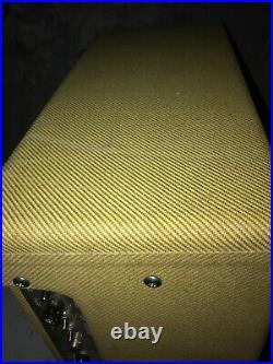 THD Plexi Bassman guitar tube amplifier 4x10 Vintage Speaker Tweed Spring Reverb