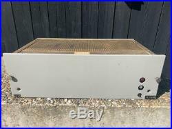 Telefunken CV692 / V69 NDR broadcast tube amplifier vintage 1950ies