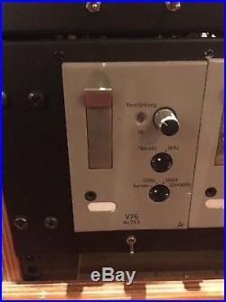 Telefunken TAB V76 Vintage Tube Microphone Preamp Röhren Mikrofon Vorverstärker1