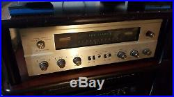 The Fisher 500-C Vintage Stereo Tube Amplifier
