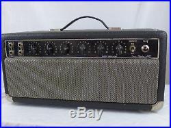 Traynor YBA-1 Bassmaster Tube Rectified Guitar Amplifier Amp 1965 Vintage