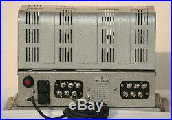 Tube amplifier power EL84 ECC83 6BQ5 12AX7 valve s hi fi vintage stereo amp 50's