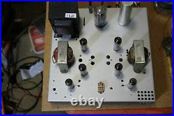 USED Vintage zenith stereo tube amplifier model 7K31, very beautiful and clean