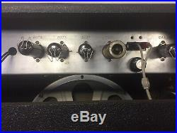 Univox U255 Vintage Tube Guitar Amp Tremolo Reverb