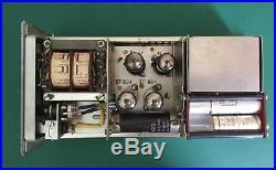 V73 Maihak Vintage Tube Amplifier (Röhrenendstufe) Siemens, TAB, Telefunken