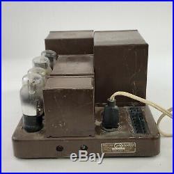 VICTOR 245 TUBE AMP Vintage