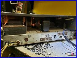 VINTAGE 1960s GUITAR TUBE AMP AMPLIFIER REALISTIC PA-45 Fanon Masco FMA35 6L6 35
