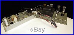 VINTAGE CONN Lk-6031 Organ Tube Amp PreAmp Amplifier Uses 2 6L6 & 4 6V6 Tubes
