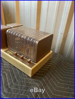VINTAGE Electro-Voice EV A50 Circlotron 50 Watt Tube Amplifier Amp RARE
