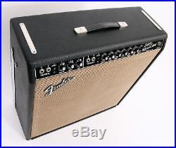 VINTAGE FENDER Super Reverb Amplifier April 1964 Tube Combo amp PRE CBS