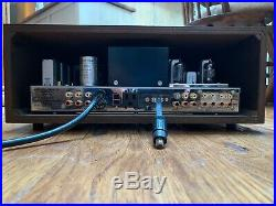 VINTAGE MCINTOSH MX110 X series TUBE TUNER/PRE-AMP