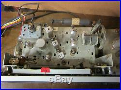 VINTAGE RCA STEREO TUBE PREAMP & TUBE AMP (6BQ5's)