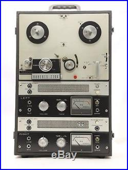 VINTAGE Roberts 770x TUBE AMP REEL TO REEL TAPE DECK RECORDER (aka AKAI M-8)