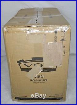 VOX AC15C1 Amp Combo 15W 1x12 Tube Guitar Amplifier Vintage NOB