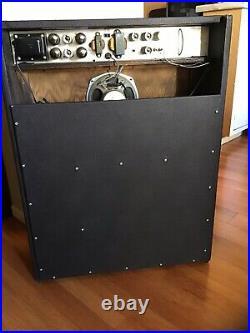 Very Rare Vintage UNIVERSAL/VERSATONE by Audio Guild Corp. TUBE COMBO AMPLIFIER