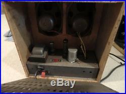 Very rare nothcourt 5 watt el 84 tube amp vintage 1965 ac4